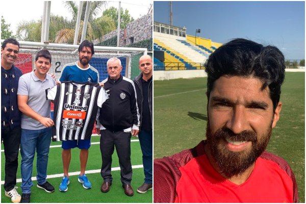 Sebastián «El Loco» Abreu sumó su 30° club de su carrera