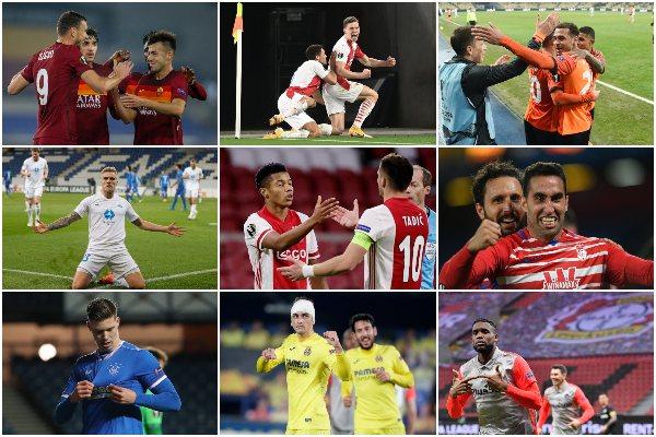 Conoce los clubes clasificados a los octavos de final de la UEFA Europa League