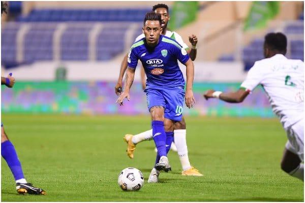 Con Christian Cueva, Al Fateh FC cayó 2-3 ante Al-Ettifaq por la liga de Arabia Saudita