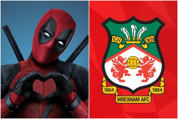 Ryan Reynolds, Deadpool, es propietario del Wrexham FC