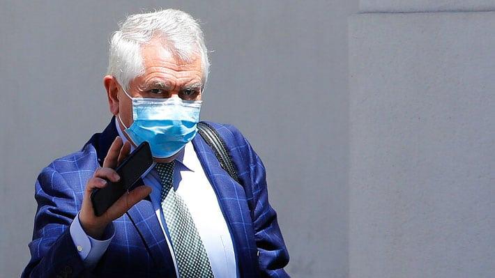 Ministro de Salud chileno anuncia que a partir de la próxima semana enviarán ayuda de 40 toneladas de oxígeno a Perú