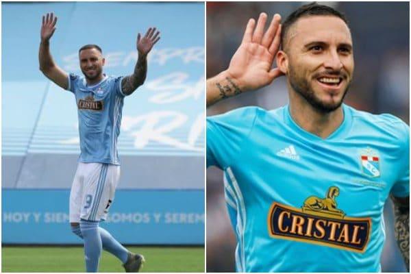 Sporting Cristal: Emanuel Herrera es nuevo jugador de Argentinos Juniors
