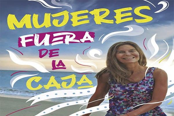 """Carla Olivieri presenta su más reciente libro """"Mujeres fuera de la caja"""""""