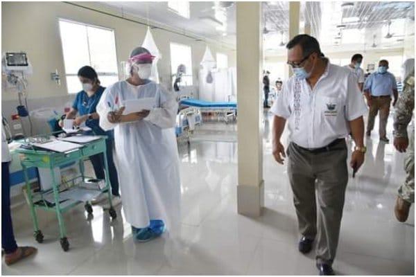 Madre de Dios: Gobernador asegura que su región está preparada para iniciar vacunación contra el COVID-19
