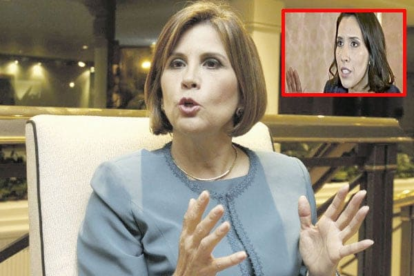 Madre de ministra Cornejo ya no es proveedora
