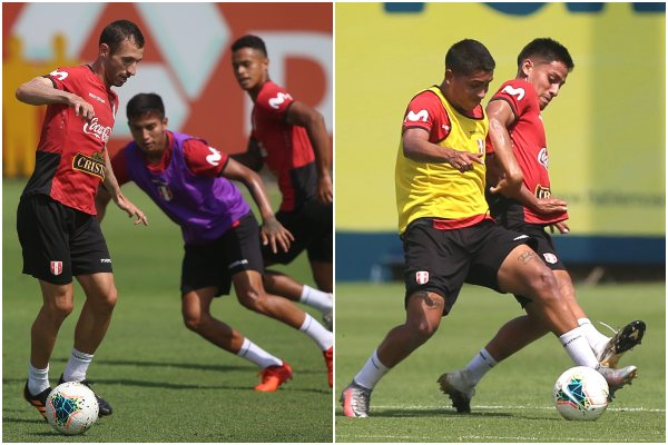 Selección Peruana: trece futbolistas convocados para el segundo microciclo