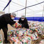 San Juan de Lurigancho: más de 18 mil personas vulnerables y en situación de pobreza recibirán kits de alimentos