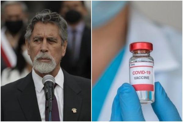 PERUCÁMARAS pide al Gobierno de Sagasti que autorice al sector privado la adquisición de vacunas contra el COVID-19