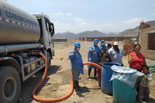 Se reiniciarán proyectos de agua potable y alcantarillado para 10 millones de peruanos