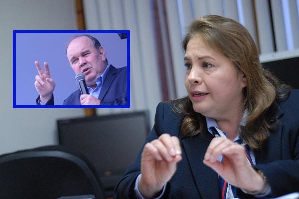 Beatriz Mejía revela que Rafael López Aliaga fue asesor de Alberto Fujimori