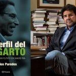 """Carlos Paredes presenta su libro El perfil del lagarto, investigación periodística que reveló el caso """"Vacunagate"""""""