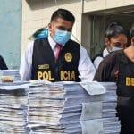 Ventanilla: Incautan 30 millones de soles falsificados