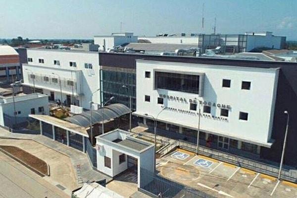 Contraloría detecta perjuicio de S/ 10 millones en obra del Hospital de Tocache