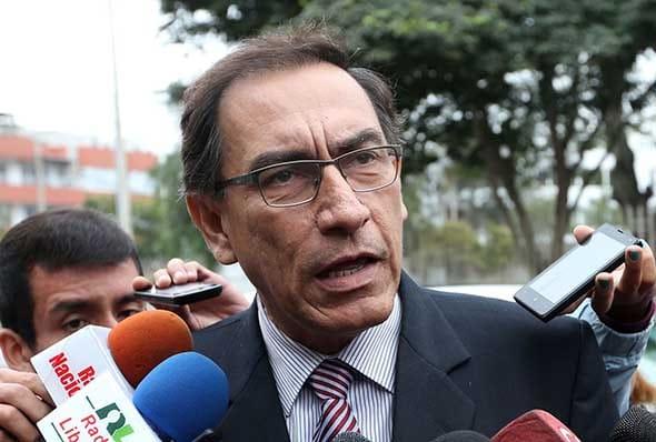 Martín Vizcarra señala que pedido de prisión preventiva en su contra se da por «persecución política»