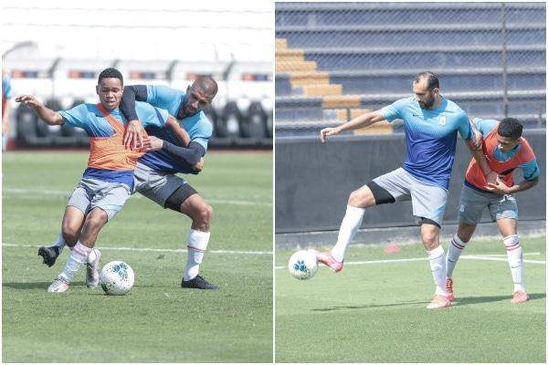 Alianza lima busca llegar en óptimas condiciones a su debut en la Liga 1 Betsson
