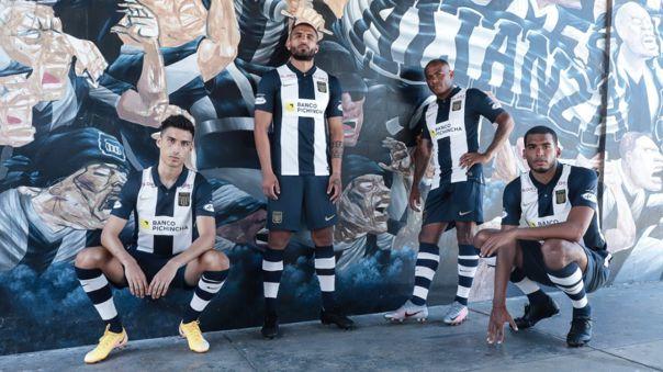 Alianza Lima presentó el uniforme que usará durante la temporada 2021
