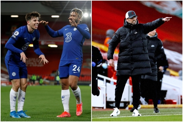 Chelsea venció 1-0 a Liverpool por la Premier League
