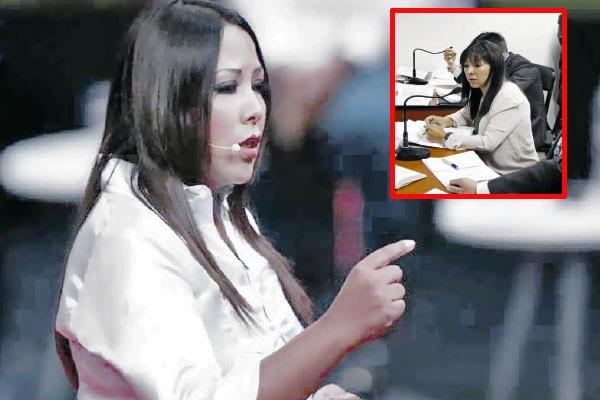 Califican de acosadora política a Mirtha Vásquez