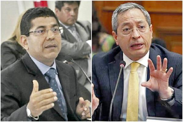 Denuncia constitucional contra miembro de JNJ