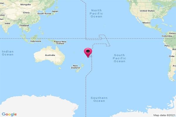 Marina de Guerra activó alerta de tsunami en litoral peruano tras sismo de 8.1 en Nueva Zelanda