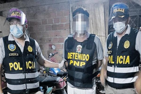 Arrestan a 22 policías por cobro de cupos