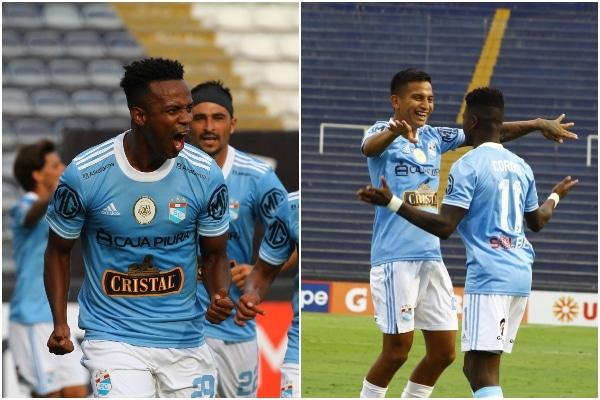Sporting Cristal goleó 3-0 a Alianza Universidad por la Liga 1 Betsson