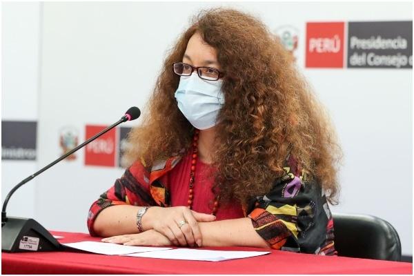 Ministra Vargas: niños que perdieron a sus padres por covid recibirán pensión de S/ 200