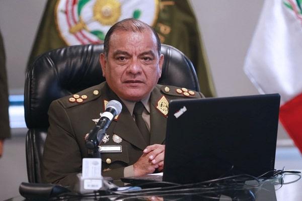 """Corte Superior de Justicia declara """"inadmisible"""" la apelación del general César Astudillo por el proceso de allanamiento en su contra"""