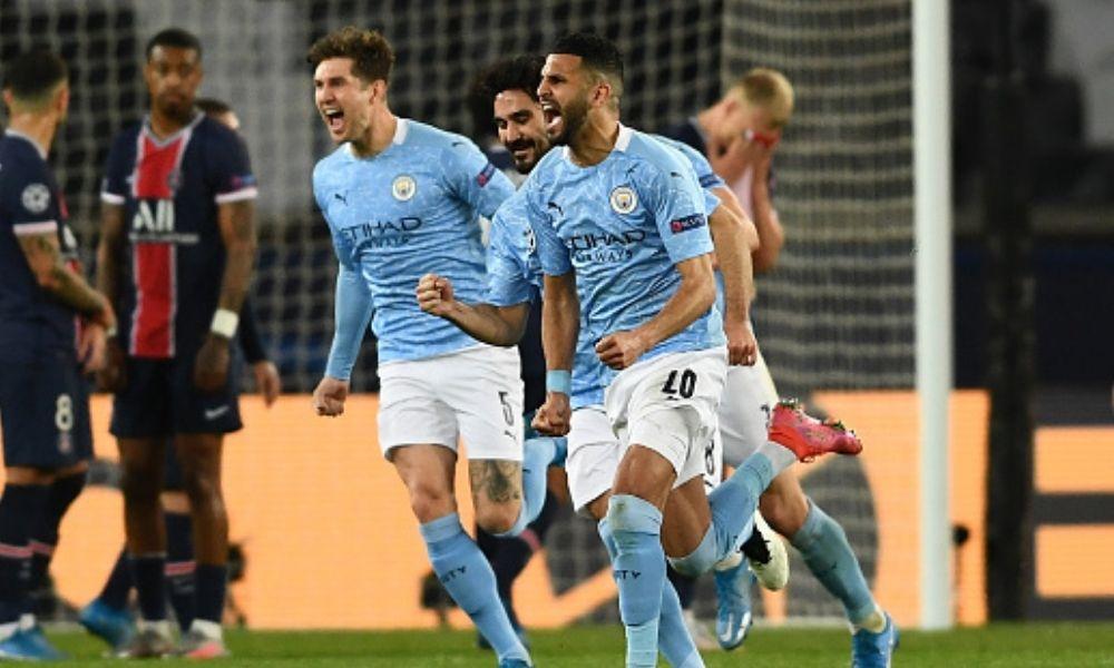 ¡Remontada en Francia! Manchester City venció 2-1 a PSG por la ida de las semifinales de la Champions League