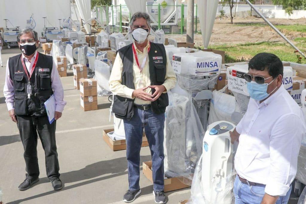 Francisco Sagasti: «Hemos logrado amortiguar el impacto de la pandemia»