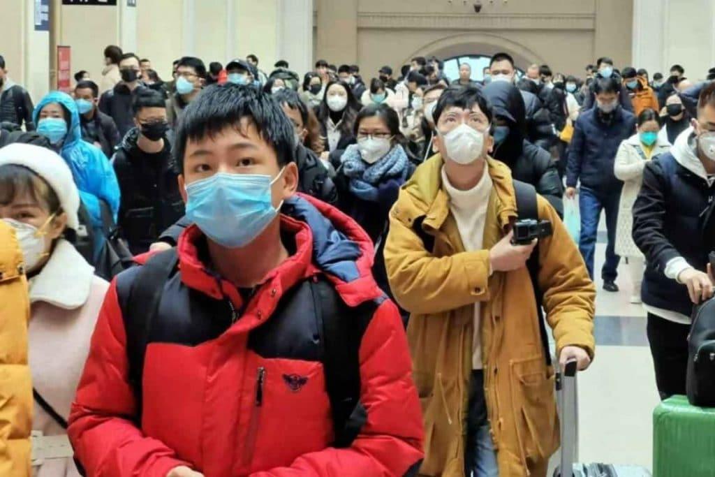 Taiwán: poco más de mil casos y apenas diez muertes por covid-19