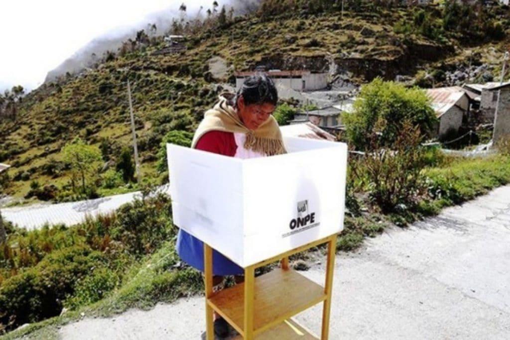 Materiales electorales en lenguas indígenas