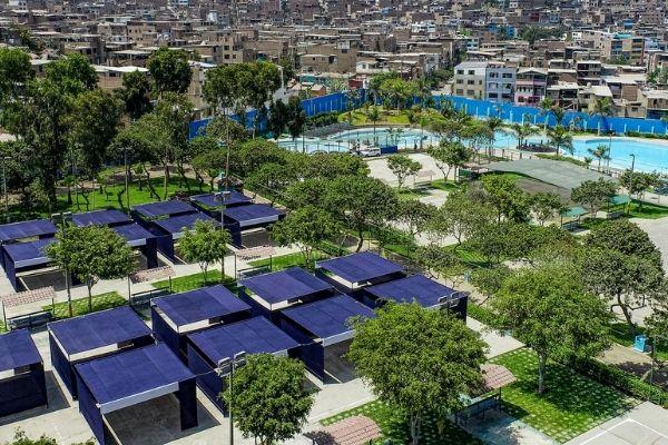 Clubes zonales y parques serán locales de sufragio