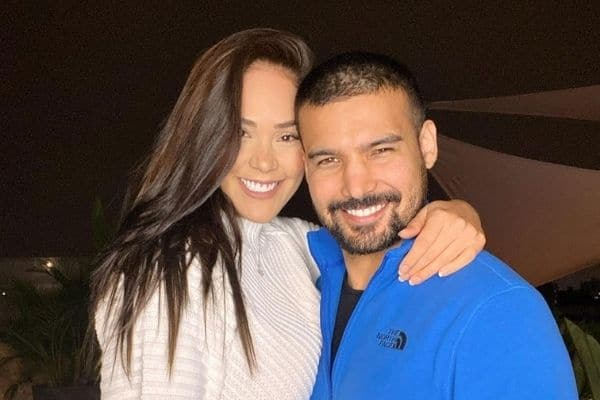Karen Schwarz y Ezio Oliva dan positivo para covid-19