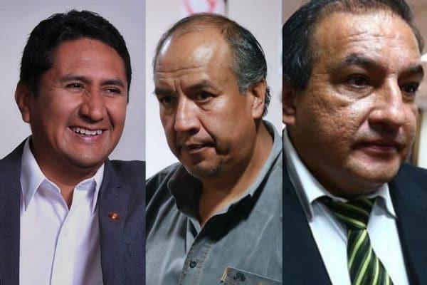 Corrupción roja golpea a regiones