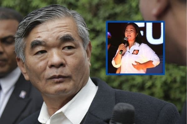 Marco Miyashiro asegura que votará a favor de Keiko Fujimori: «Mi decisión es optar por la vida, la libertad y la democracia»