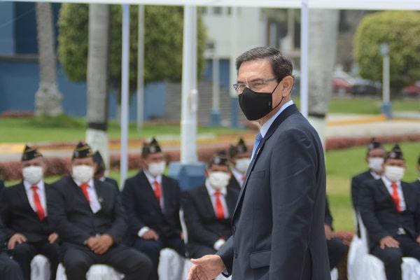 Martín Vizcarra evitará que lo inhabiliten