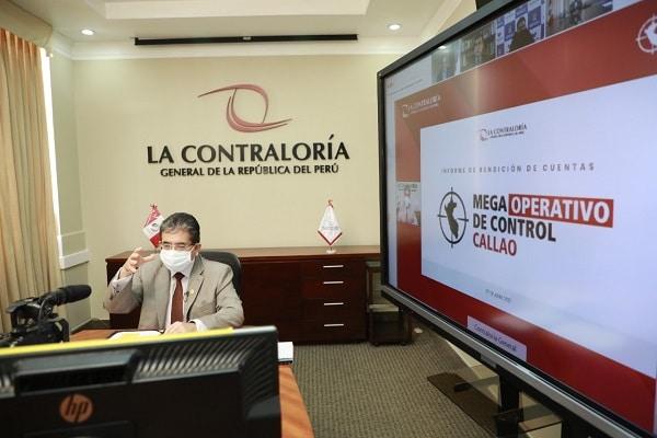 Contraloría detectó un perjuicio de S/. 32.2 millones en entidades públicas del Callao