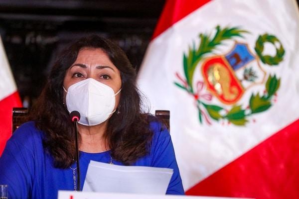 Violeta Bermúdez anuncia que este viernes 23 informarán sobre «ajustes» a medidas contra el COVID-19
