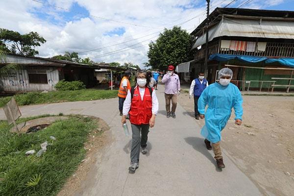 COVID-19: en Pucallpa se recogen hasta 20 cuerpos al día por variantes brasileñas y británica del virus