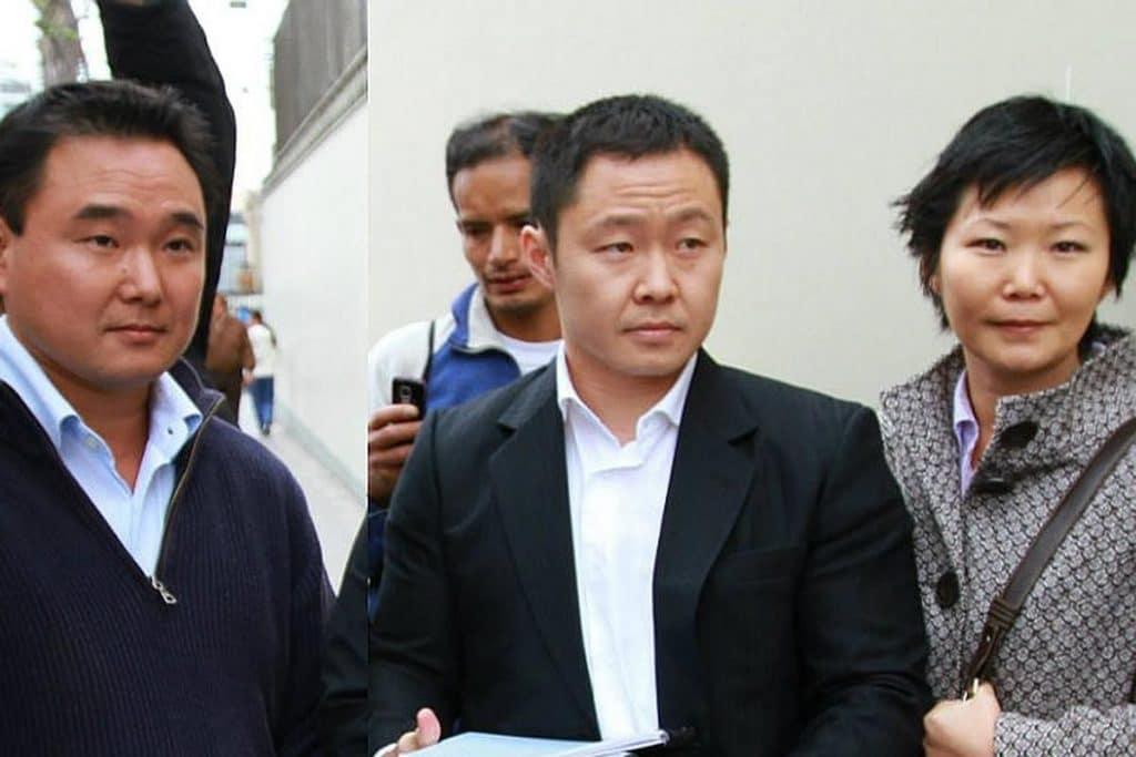 Fiscalía admite error con hermanos Fujimori