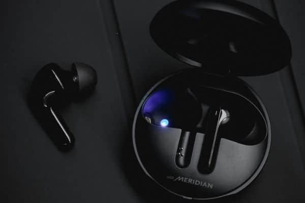 Audífonos inalámbricos libres de ruido