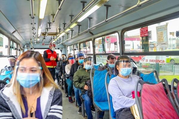 ATU publicó nuevo horario de transporte público que regirán desde este lunes 19 de abril