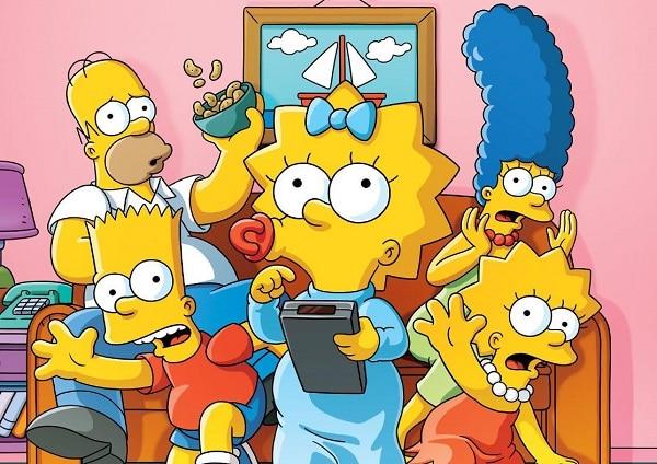 Star Plus llega con Los Simpson