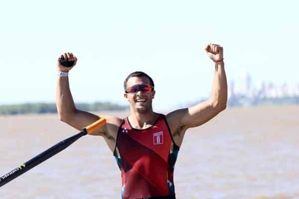 Álvaro Torres: «Me llena de orgullo ser el primer representante del Perú en estos Juegos Olímpicos»