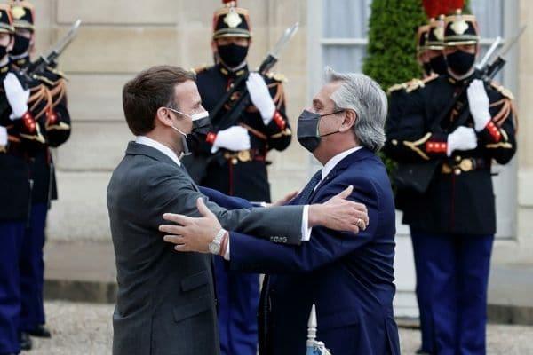 Argentina obtiene el apoyo de Francia