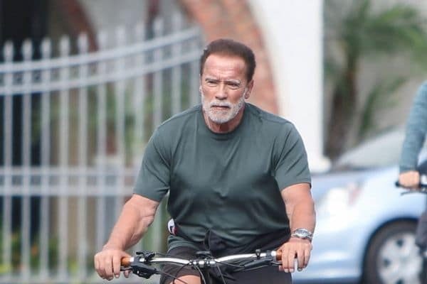 Arnold Schwarzenegger: «Me 'cabrea' la muerte»