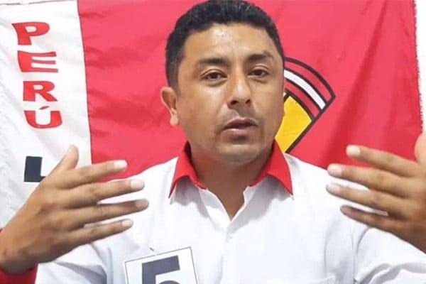 Guillermo Bermejo: «Es válido que un partido político se quede en el poder»