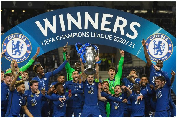 Chelsea venció 1-0 a Manchester City y es campeón de la UEFA Champions League