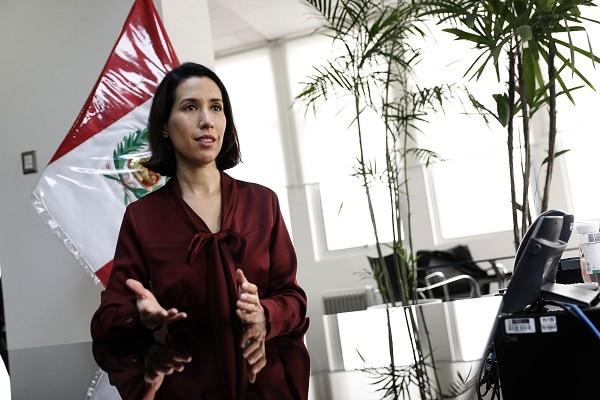 Perú prevé para este año la llegada de un millón de turistas extranjeros, pese a la pandemia, según la ministra Claudia Cornejo